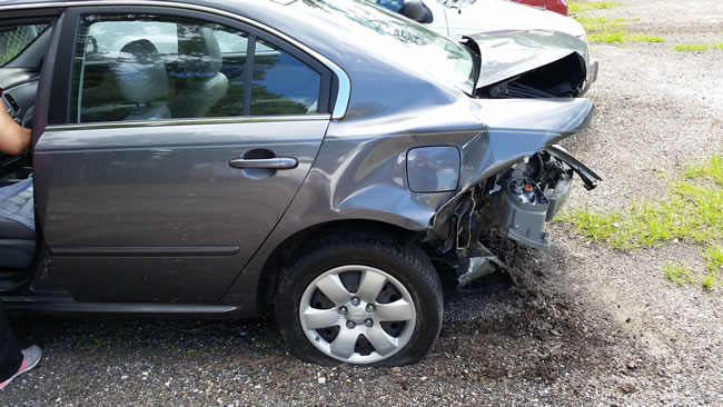 What to do if involved in a car accident in Orlando